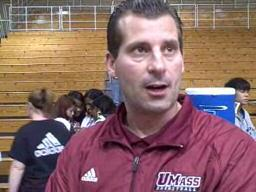 Derek Kellogg: UMass Tip-Off Party a Success