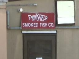 Brekfish, a new product from the Springfield Smoked Fish Co.
