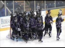 Holyoke High's hockey team wins the Division IIIA state title