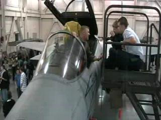 High School Career Day at Barnes Air National Guard Base