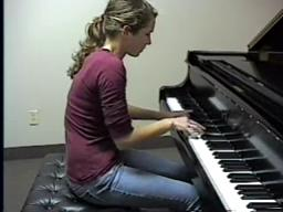 Jennifer Dudek, a Talented Teen