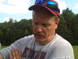 Easthampton coach Joe Kocot