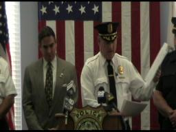 Springfield Police Commissioner and Mayor respond to recent shootings