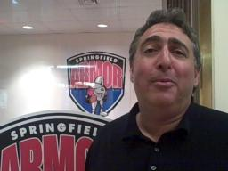 Springfield Armor owner Michael Savit on draft night