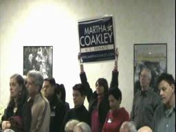 Martha M. Coakley Visits Springfield