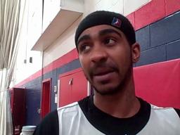 Springfield Armor guard JamesOn Curry talks about his NBA call-up, making winning a habit, and more