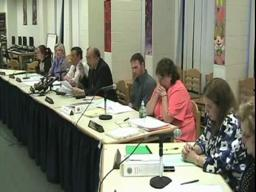 South Hadley School Committee Meeting