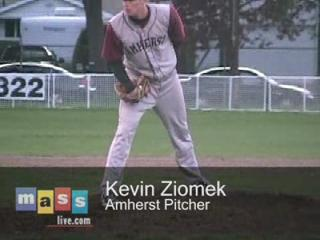 Amherst's Kevin Ziomek