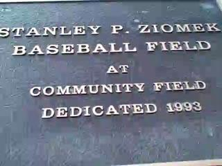 Vanderbilt-bound lefty Kevin Ziomek pitches on the field named for his grandfather