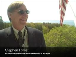 Stephen Forest talks university research collaboration