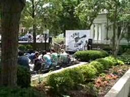 Video: Sonic Lunch - Thursday in the Park