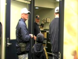 Michigan Stadium locker room tours