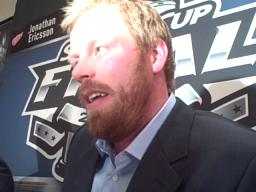 Johan Franzen: Red Wings better team now than last year