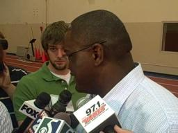 Pistons president Joe Dumars: Pistons in position to make moves