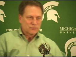 Tom Izzo: Oregon rumors won't be distraction at Final Four