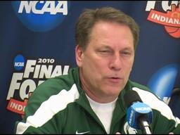 Tom Izzo: Passion needed to reach Final Four level