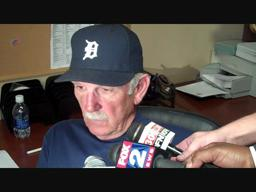 Tigers' Jim Leyland disappointed Tigers lack afternoon game in upcoming road trip