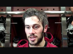 Red Wings forward Drew Miller: 'Everyone has to pick up their game'
