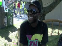 Jeremy Howard, a.k.a. DJ Sinistarr, talks about his performance at Movement 2010