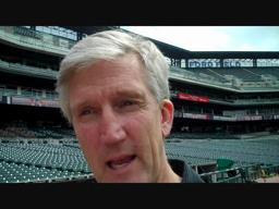 Tigers play-by-play broadcaster Dan Dickerson doesn't think Commissioner Bud Selig will overturn blown call