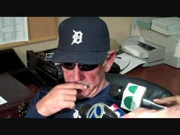 A tearful Jim Leyland proud of fans' support for Armando Galarraga, Jim Joyce