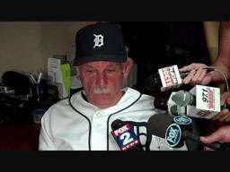 Tigers' Jim Leyland: Brennan Boesch is 'going through growing pains'