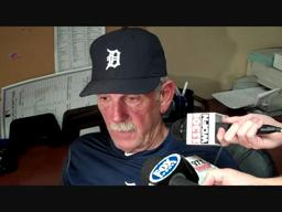 Tigers' Jim Leyland: Scott Sizemore still adjusting to third base