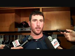 Tigers' Justin Verlander: Core of starting pitchers take pressure off front office