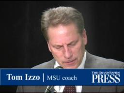 MSU's Izzo: 'We had no legs' vs. UNC