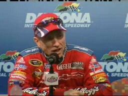 Martin: Daytona 500 one of the reasons I came back