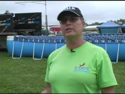 DockDogs competition in Greenville