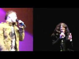 Matt Giraud, Anna Wilson perform 'You Don't Know Me'