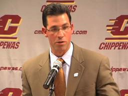 Dan Enos says Midwest will be focus of Central Michigan's recruiting