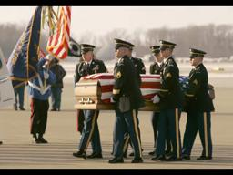 Funeral for Sgt. Lucas Beachnaw