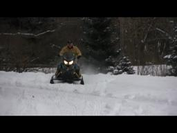 David Low, 82, prepares for 3,700-mile snowmobile trip