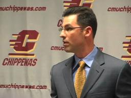CMU's Dan Enos breaks down defensive recruits
