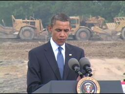 President Obama visits Holland battery plant