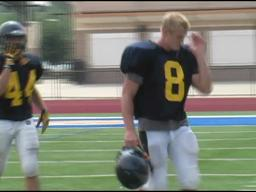 High school football preview: Grand Haven's Alec Smith
