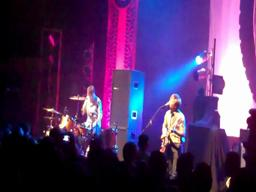 The Black Keys performing at The Fillmore Detroit