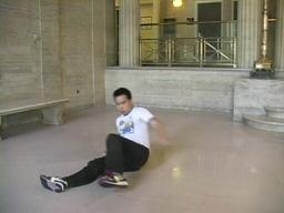 WHOis: Ann Arbor breakdancer Vicious D.