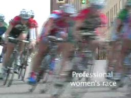 Professional bike racers wow crowds in Ann Arbor