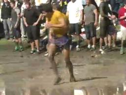 Mudbowl: Getting dirty for a cause