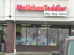 My Business: My Urban Toddler in Pittsfield Township