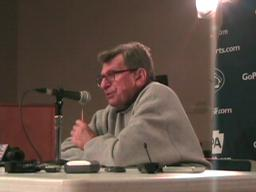 Joe Paterno on working from home