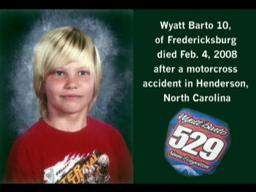 Wyatt Barto Memorial Race