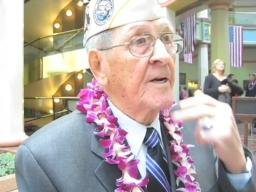 Pearl Harbor survivor's story