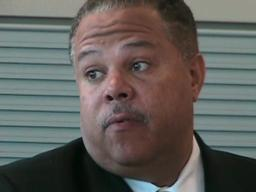 Anthony Williams, candidate for Governor