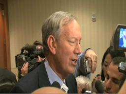 Former Gov. Pataki on GOP ticket, possible 3rd term for Bloombe