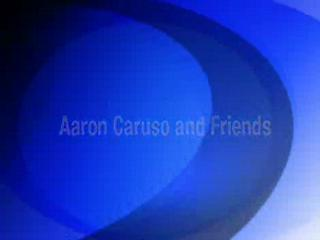 Aaron Caruso hosts musical party