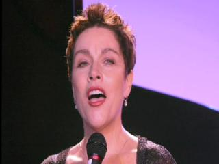 Christine Andreas sings at Lorenzo's